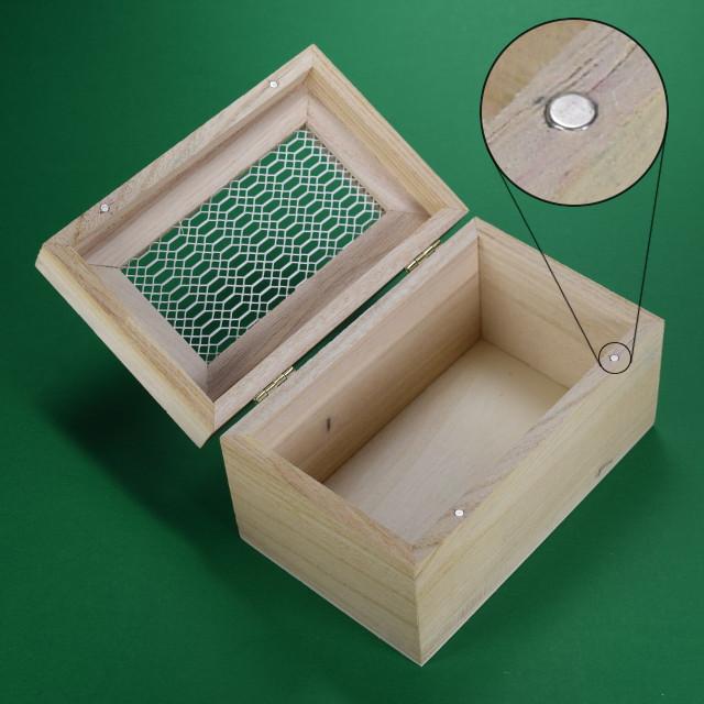 Magnetic Cabinet Closures