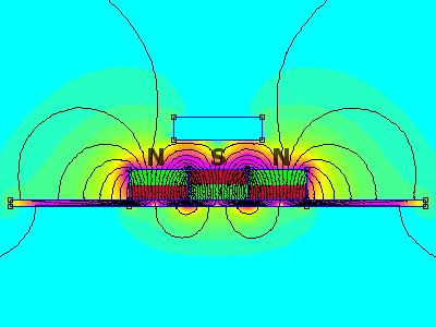 superconductor levitation